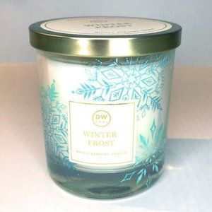 DW Winter Frost Candle NWOT